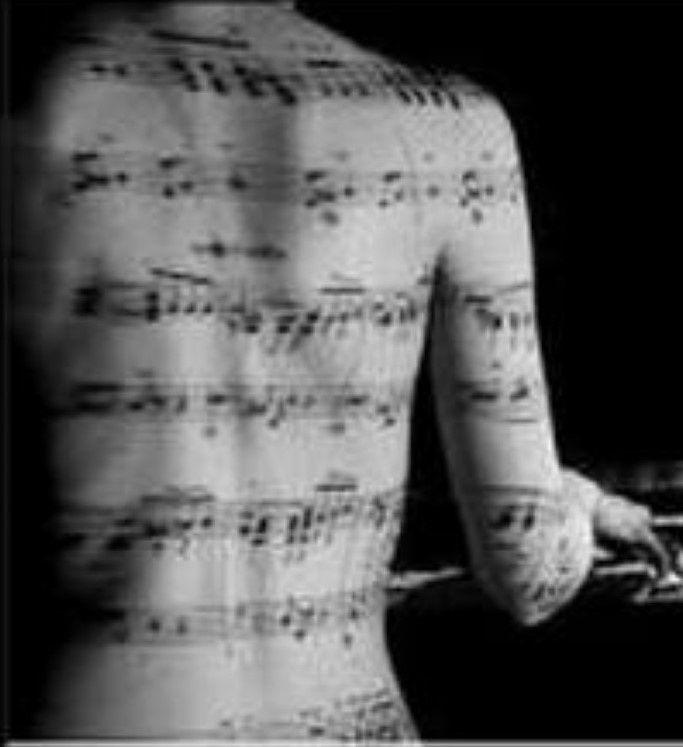 Poema: La música de tu cuerpo