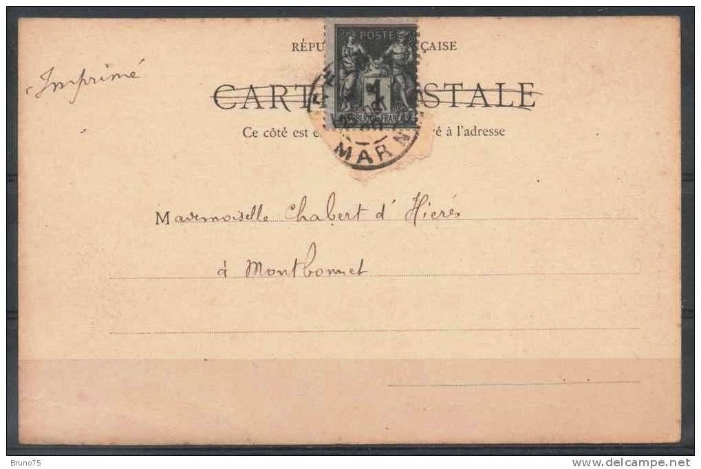 Les cartes expédiées et reçues par une cartophile membre de l'APN.