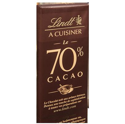 Jour 12 : caramels au chocolat avec Lindt
