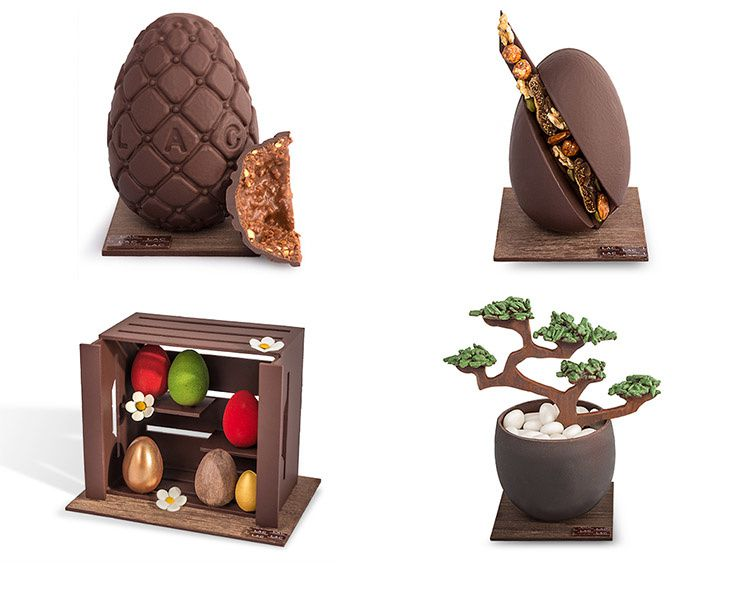 Pâques 2017 : ma sélection chocolatée