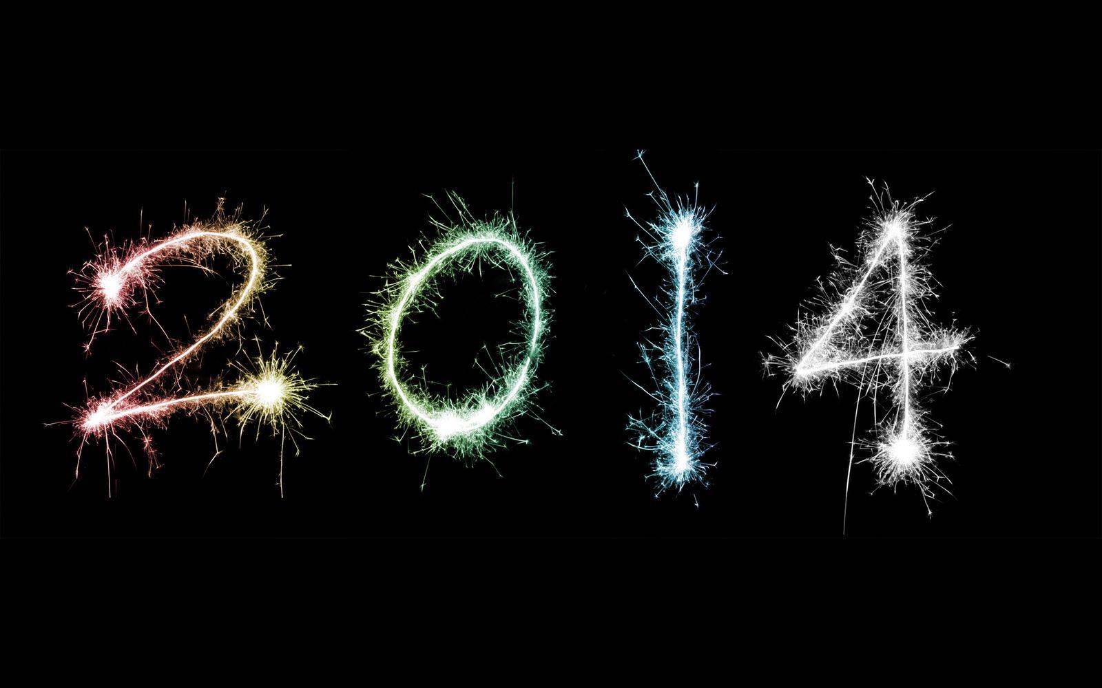2014... Les bonnes résolutions !