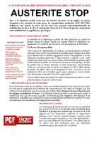 18 Mars: Manif à Perpignan
