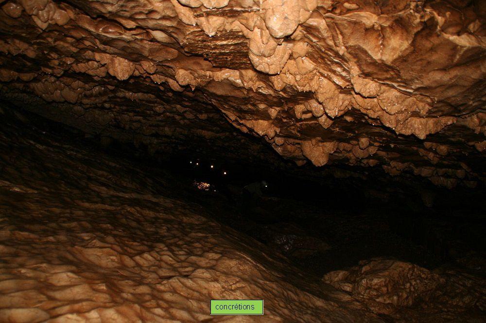 Grotte de Prérouge - Grottes de Bange (Bauges)