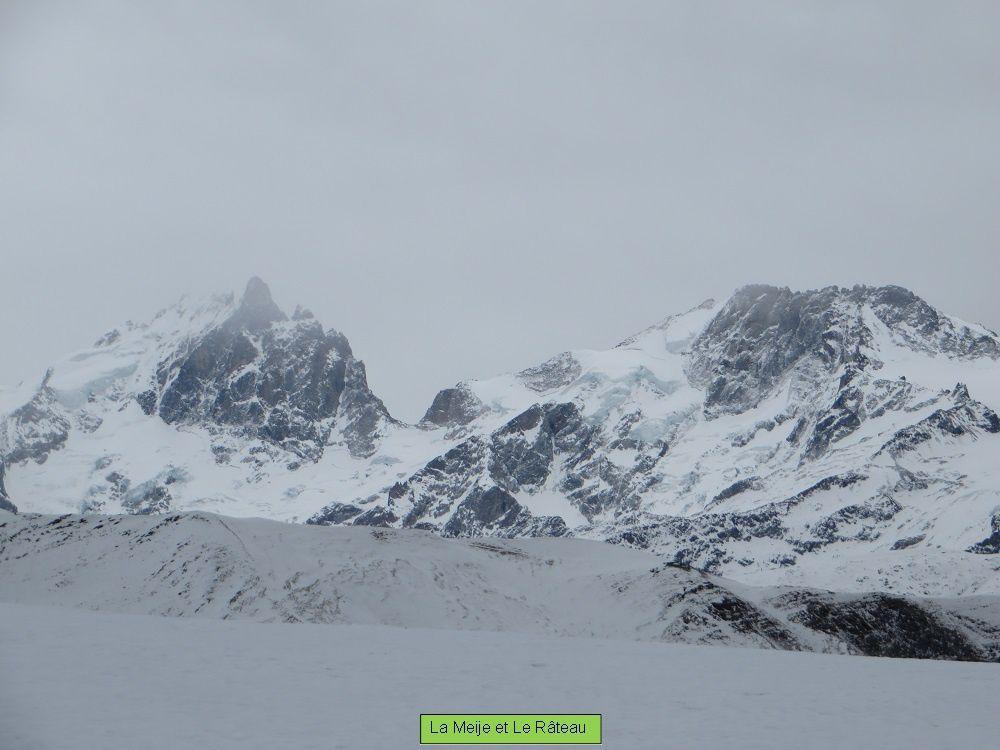 Sommet de La Quarlie - 2322m (Oisans)