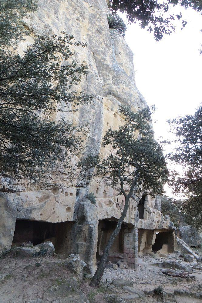 Site de Calés (Alpilles)