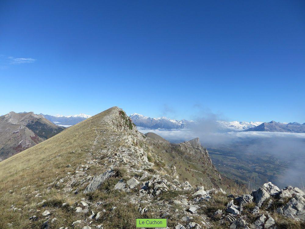 Le Cuchon - 1903m (Hautes Alpes)