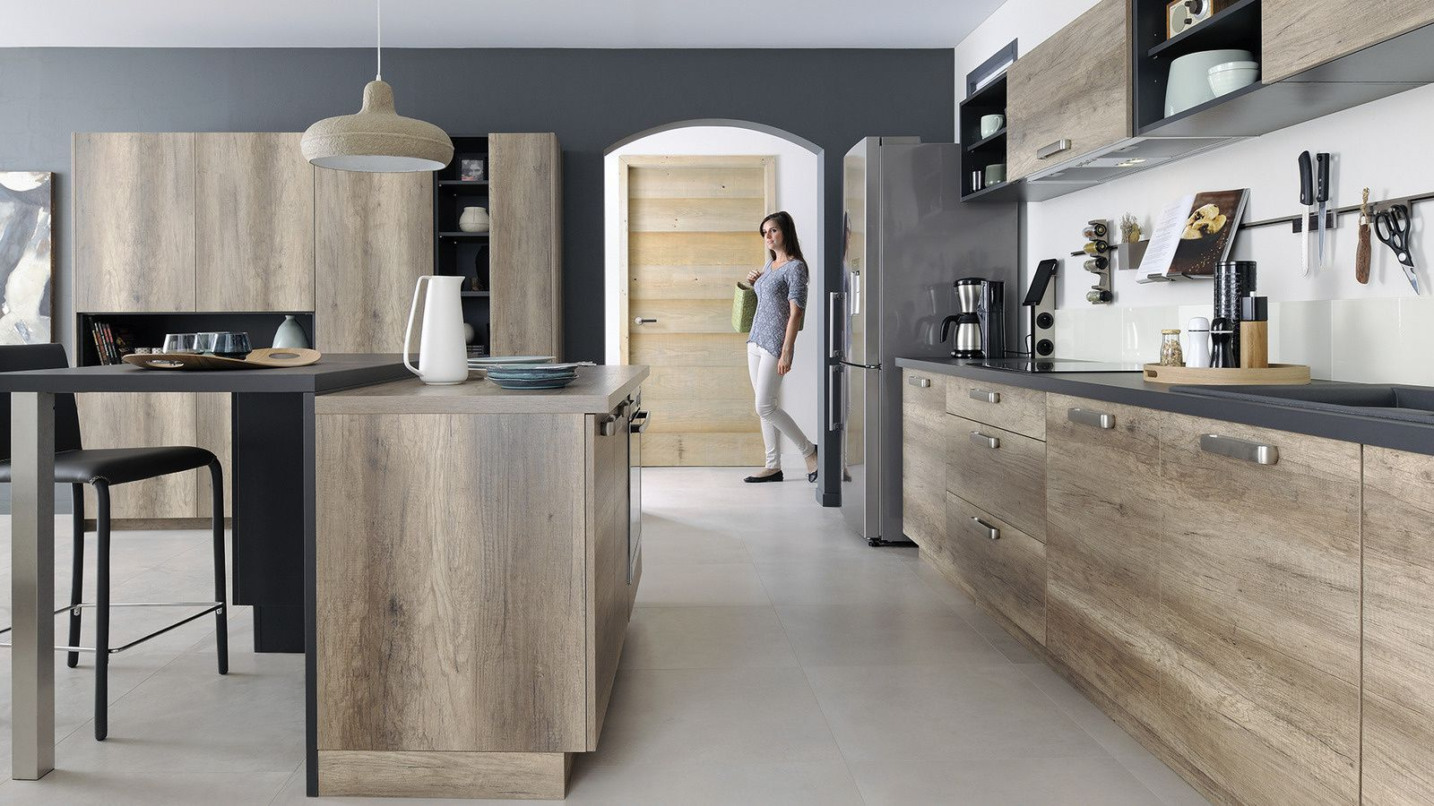 la cuisine cuisinella le blog de ludo et val rie. Black Bedroom Furniture Sets. Home Design Ideas