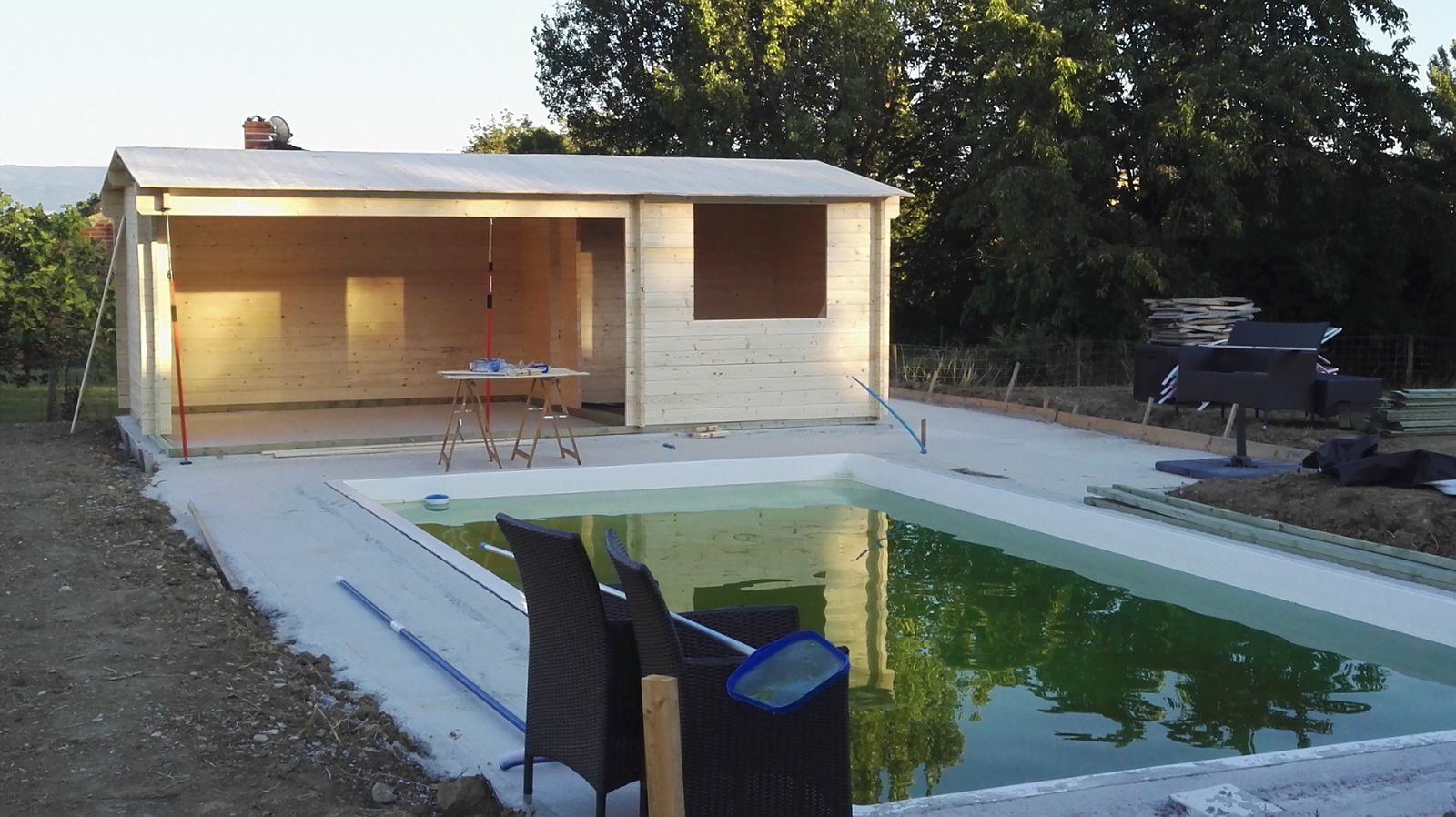 le pool house - Forum Construire Sa Maison Soi Meme