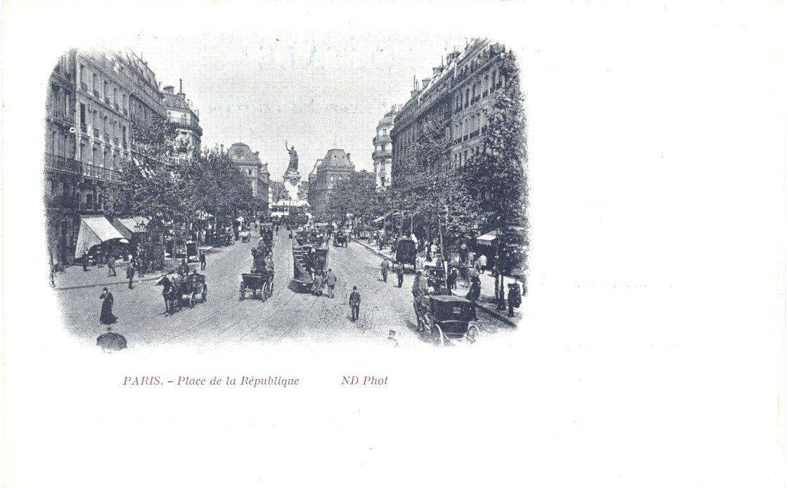 Cartes &quot&#x3B;luxe&quot&#x3B; (3 ème partie) : PARIS