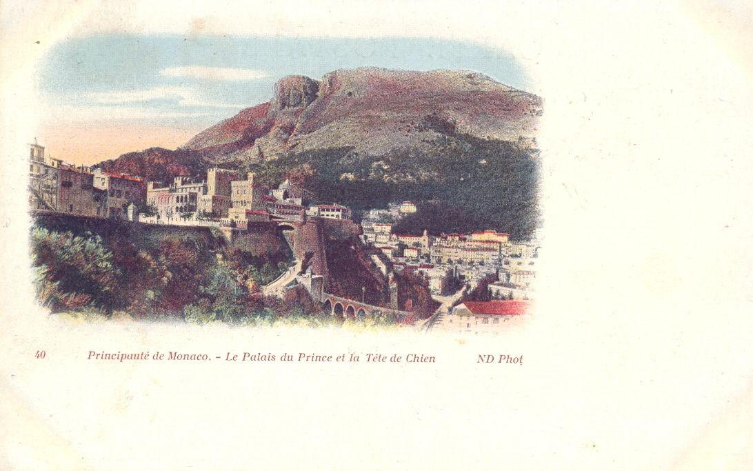 Les cartes de Monaco