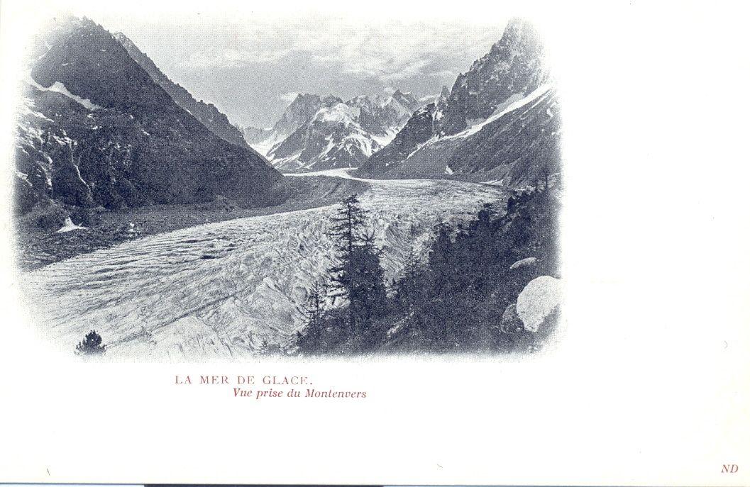 Les cartes de Chamonix