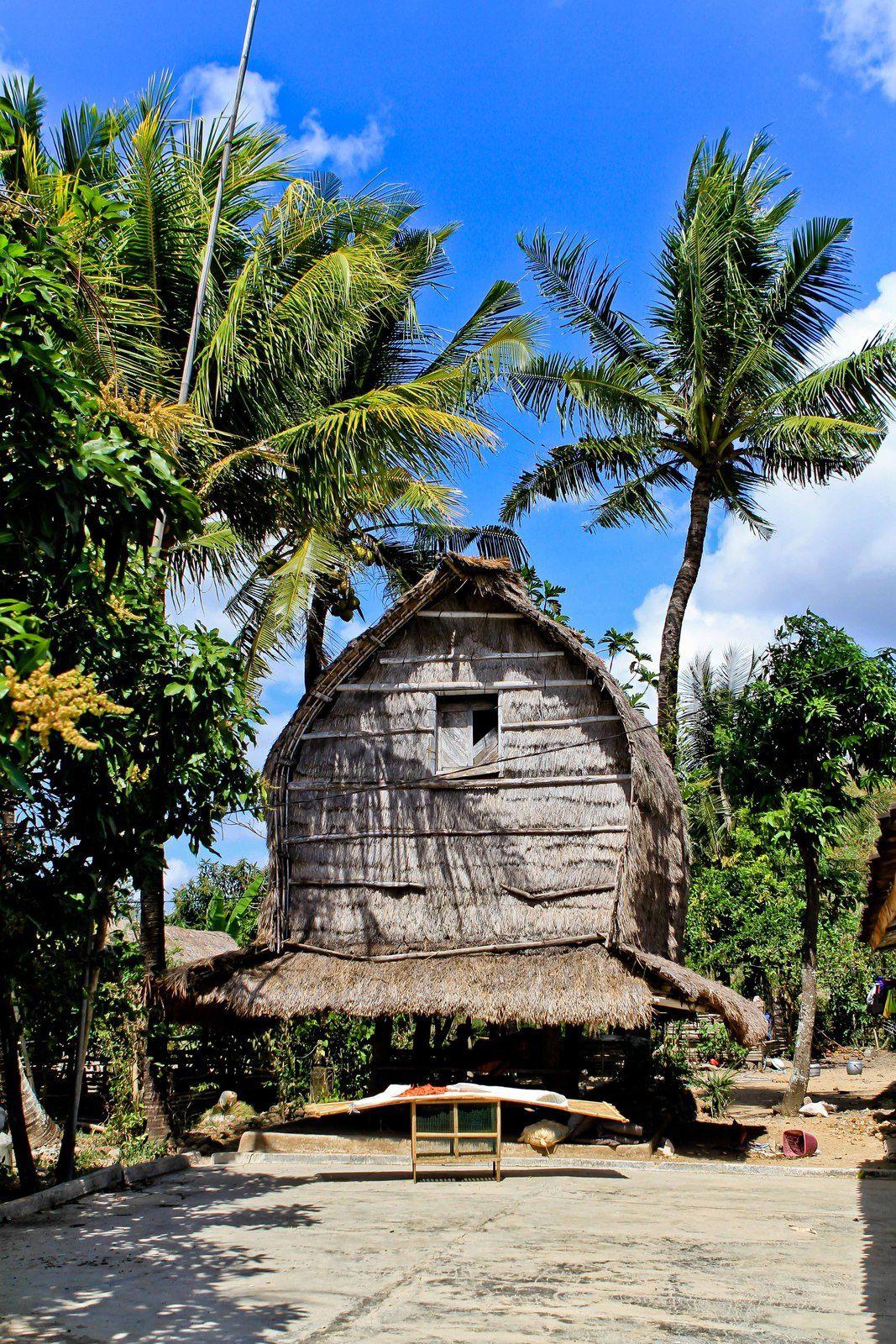 Un village sasak