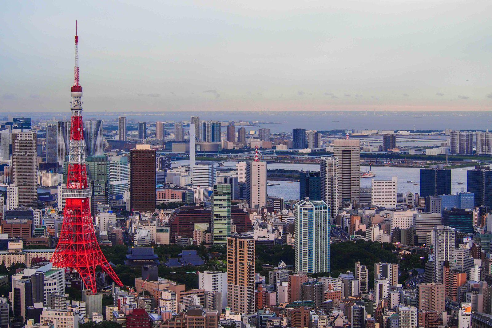 Tokyo 2 eme partie.
