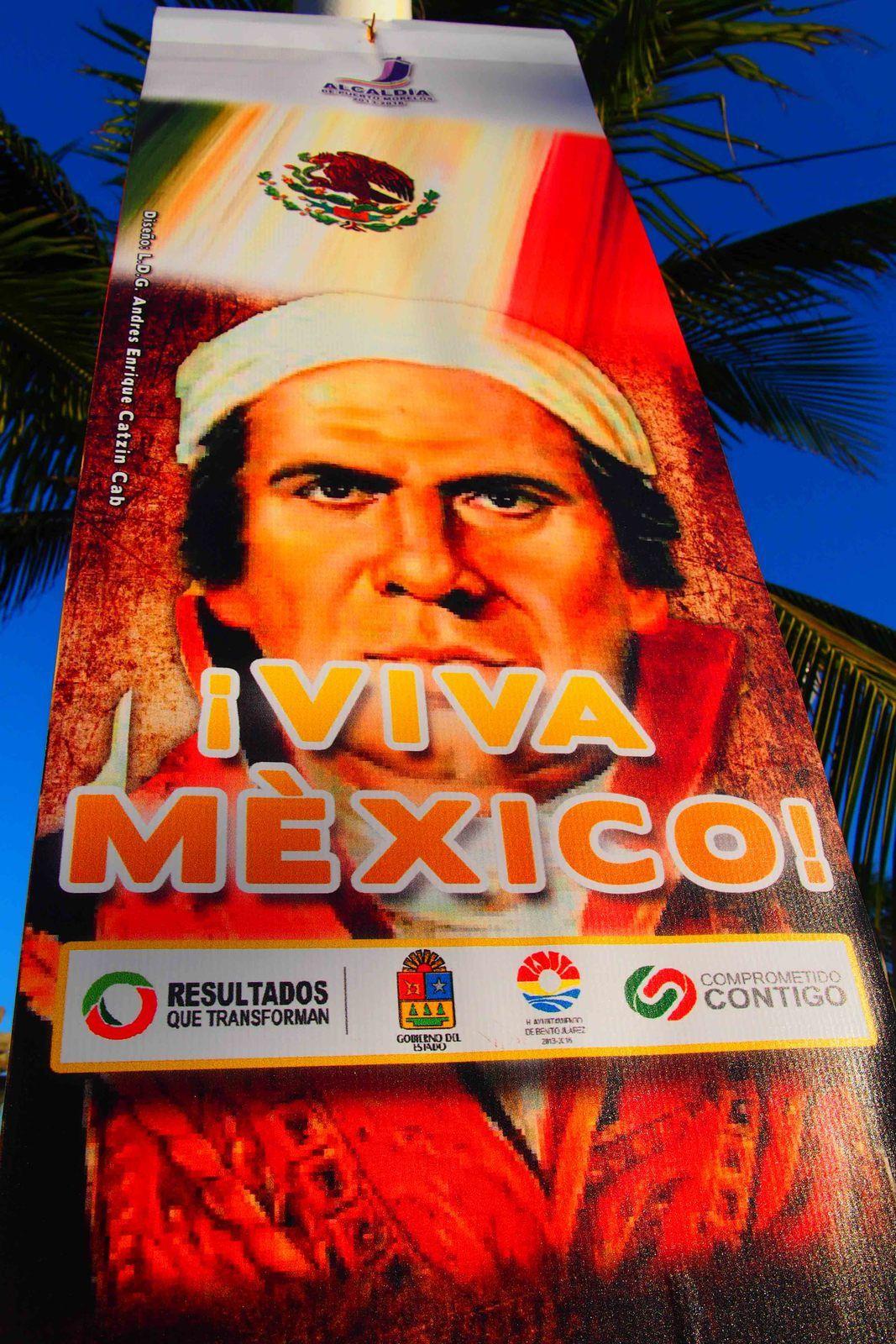 Mexico: troisième et dernière partie.
