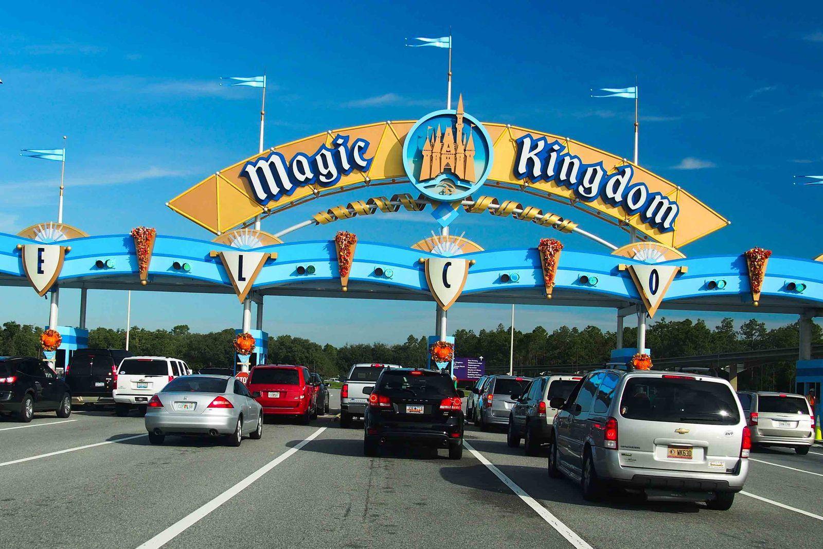 Létimetro chez Mickey, en Floride.