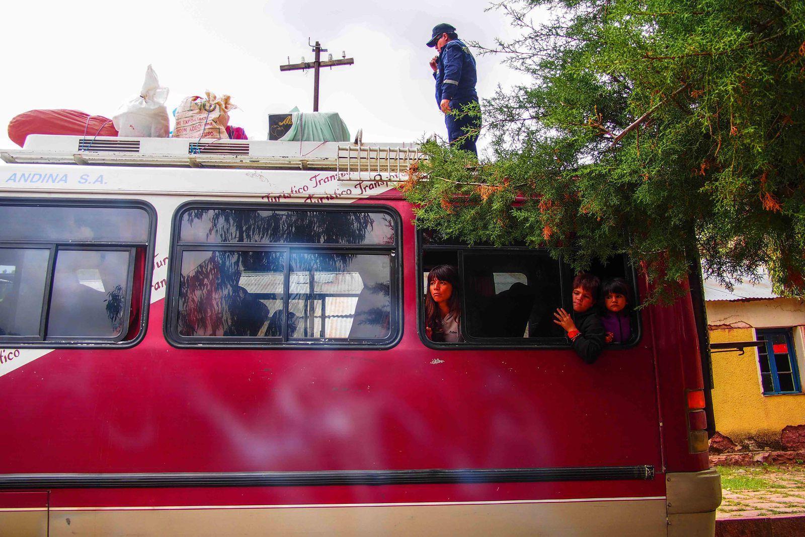 Bolivie: deuxième.