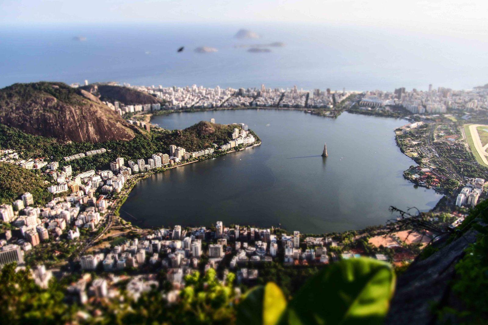 Feliz Natal à Rio de Janeiro!