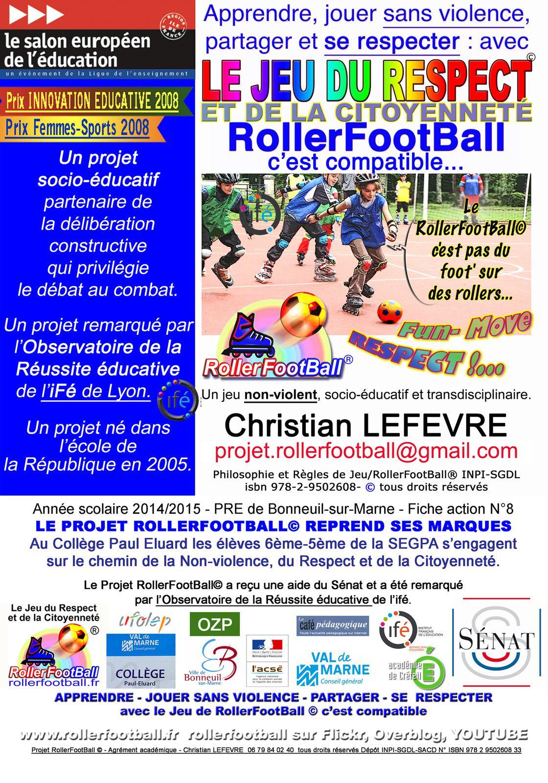 A l'occasion du Salon Européen de l'Education de Paris...