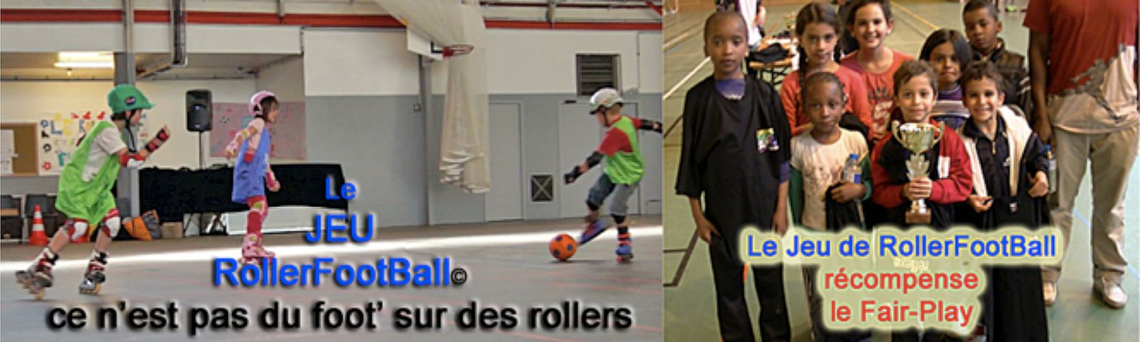 Après avoir été récompensé, le Projet RollerFootBall est validé par l'UNIT A6 &quot&#x3B;Erasmus+&quot&#x3B;