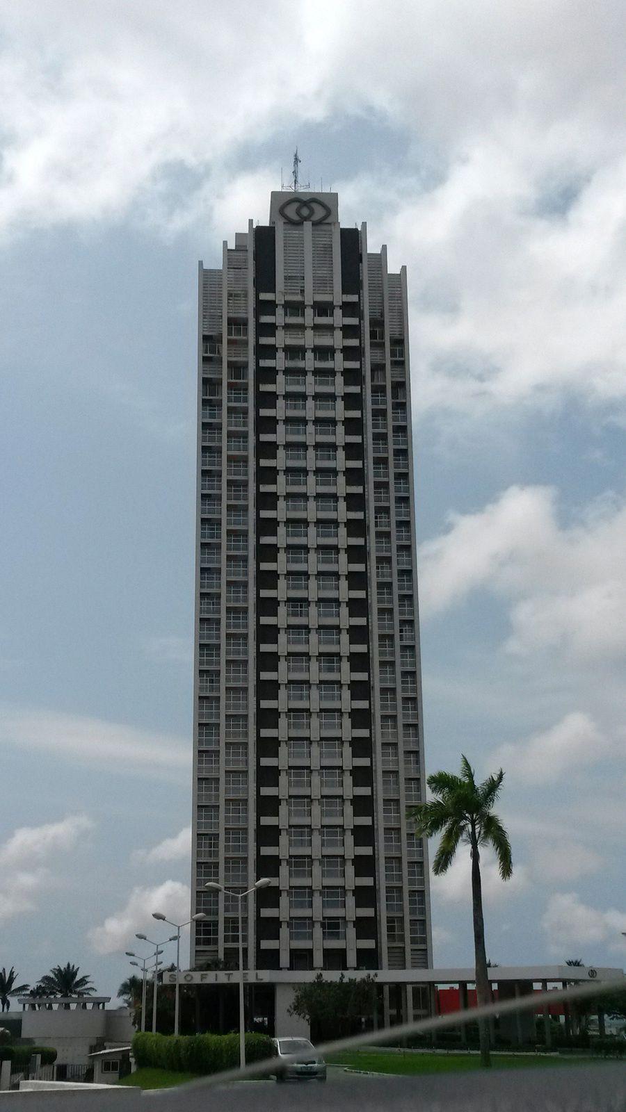 Abidjan - Le quartier du Plateau
