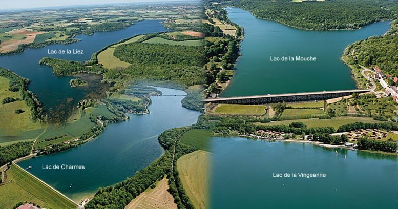 Rencontre des Carnassiers de Lorraine aux lacs de Langres.