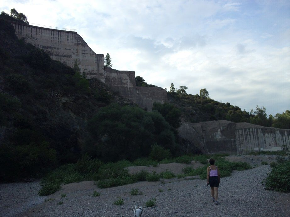 Vacances au lac de St Cassien