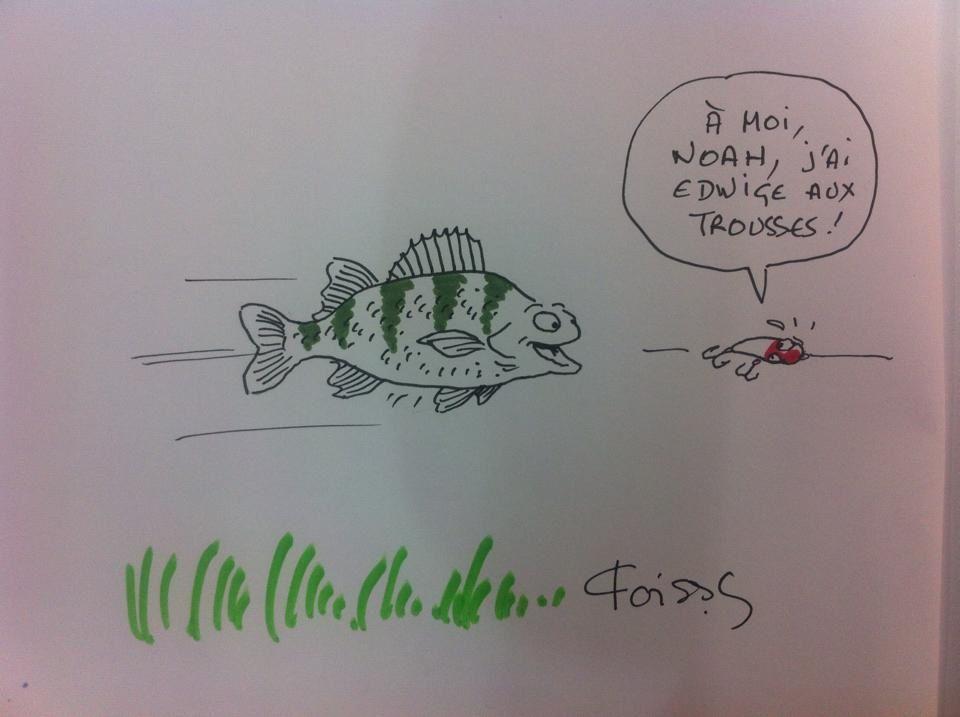 4 Potes au carrefour mondial de la pêche de Clermont-ferrand