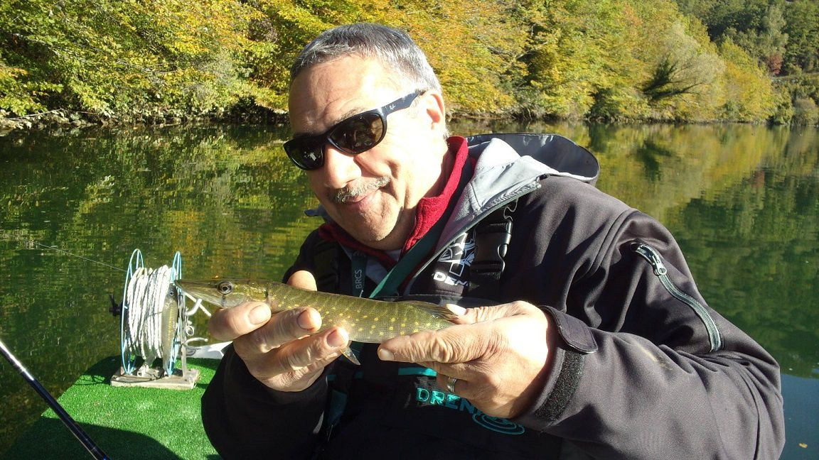 Séjour de Pêche avec les Carnassiers de Lorraine !