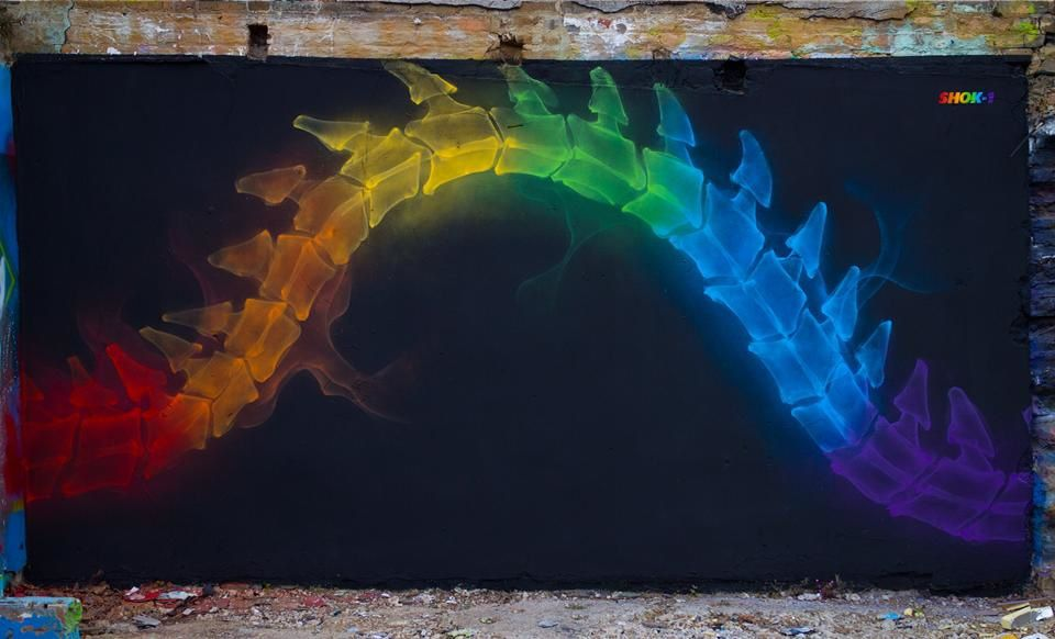 Shok-1 @ Pictures on Walls in London