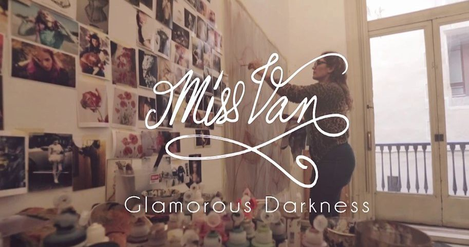 Miss Van, Glamorous Darkness Video Teaser