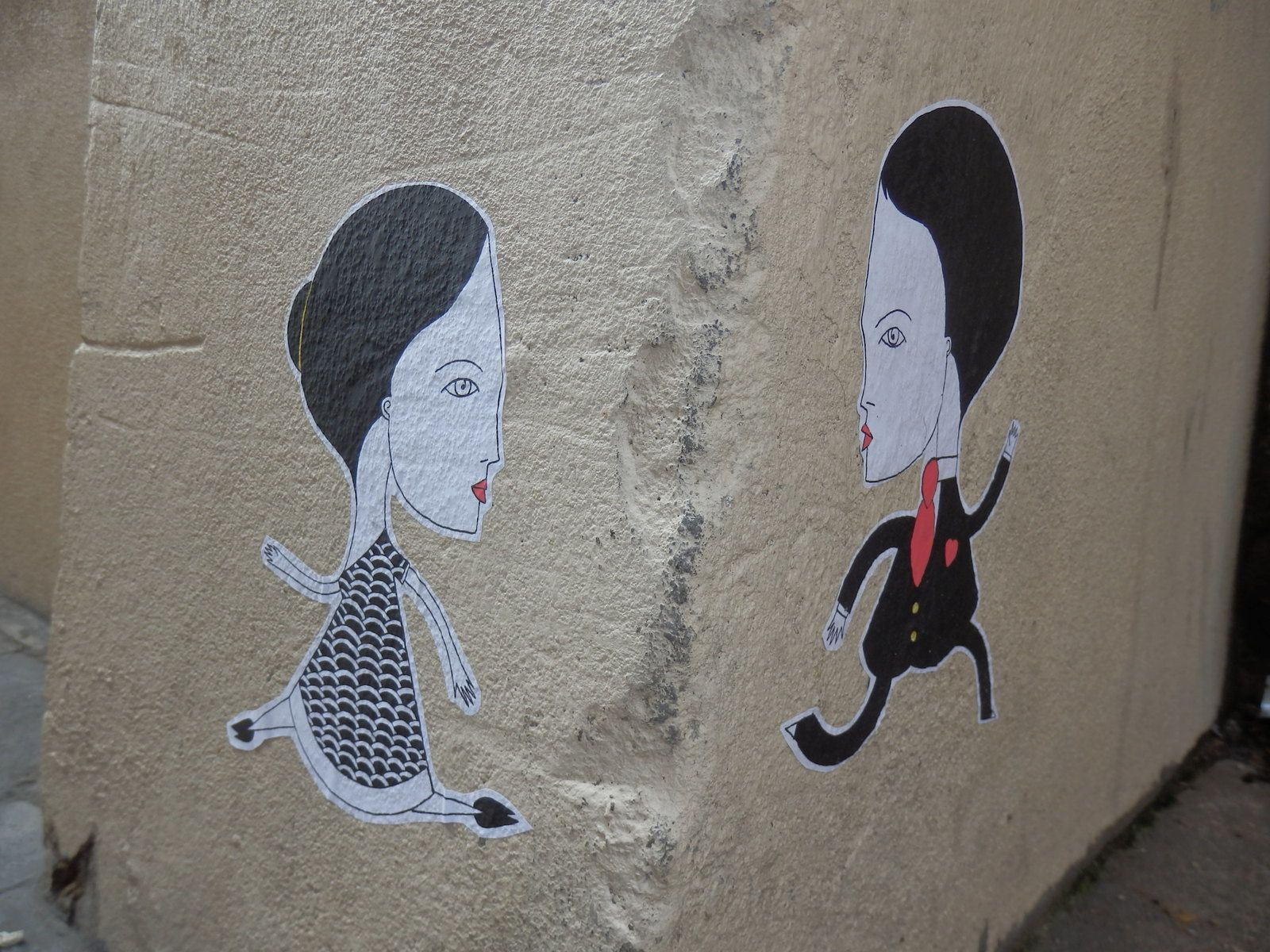 Fred Le Chevalier &quot&#x3B;Bal et Dépendances&quot&#x3B; in Tours, France