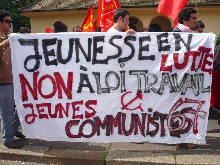 Manif du 19 mai, Strasbourg (Crédits photo : La Feuille de Chou)