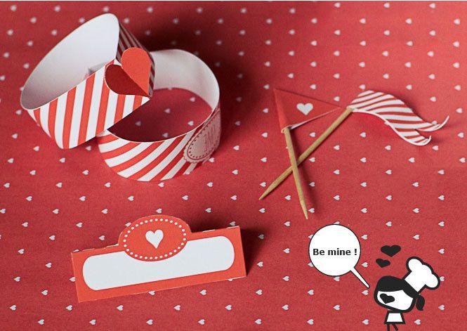 Pour la Saint Valentin.