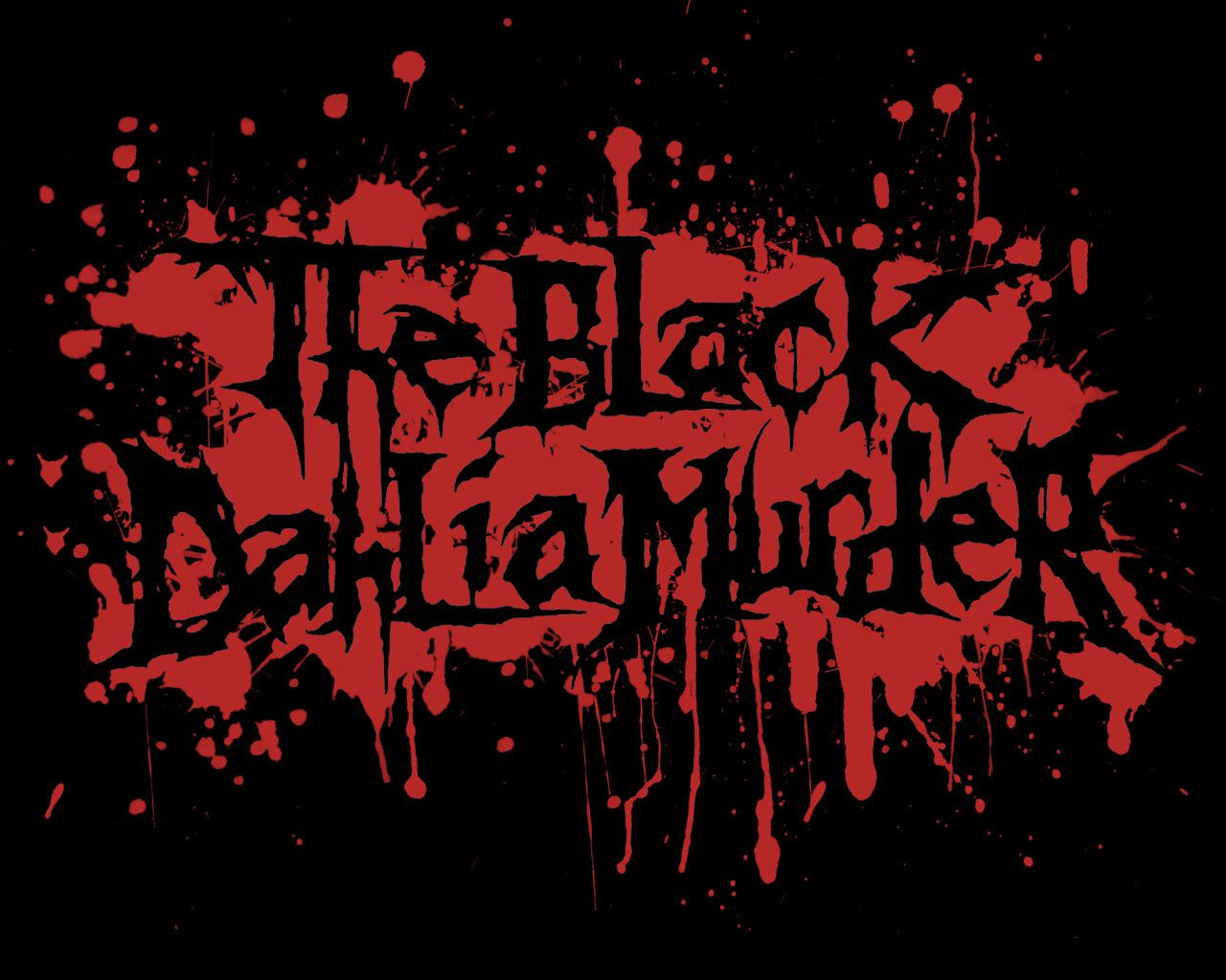 Hellband 105 The Black Dahlia Murder Hellfan