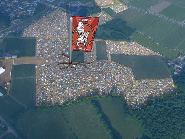 Camping du Moulin Clisson : Hellfest 2016