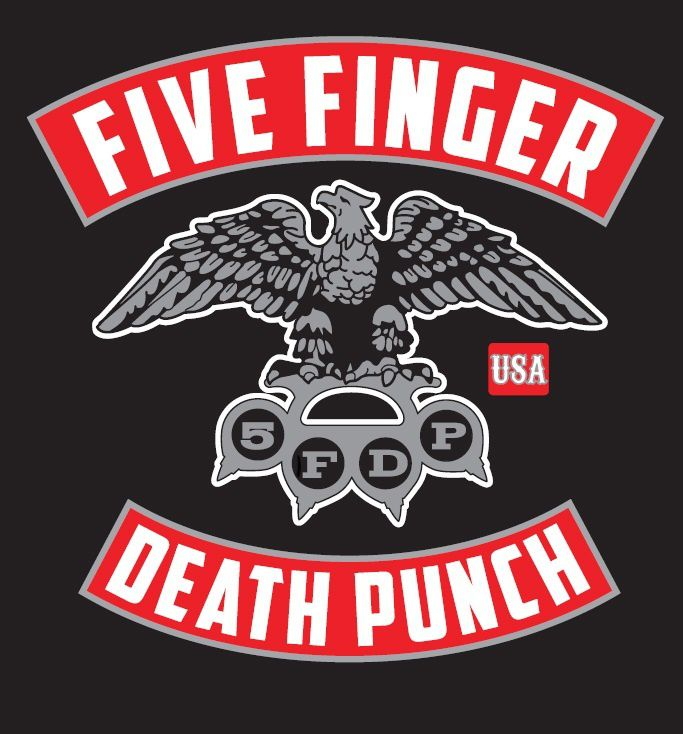 Hellband #78 Five Finger Death Punch
