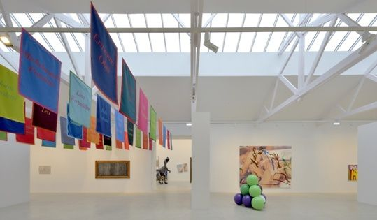 La Galerie Thaddaeus Ropac à Pantin