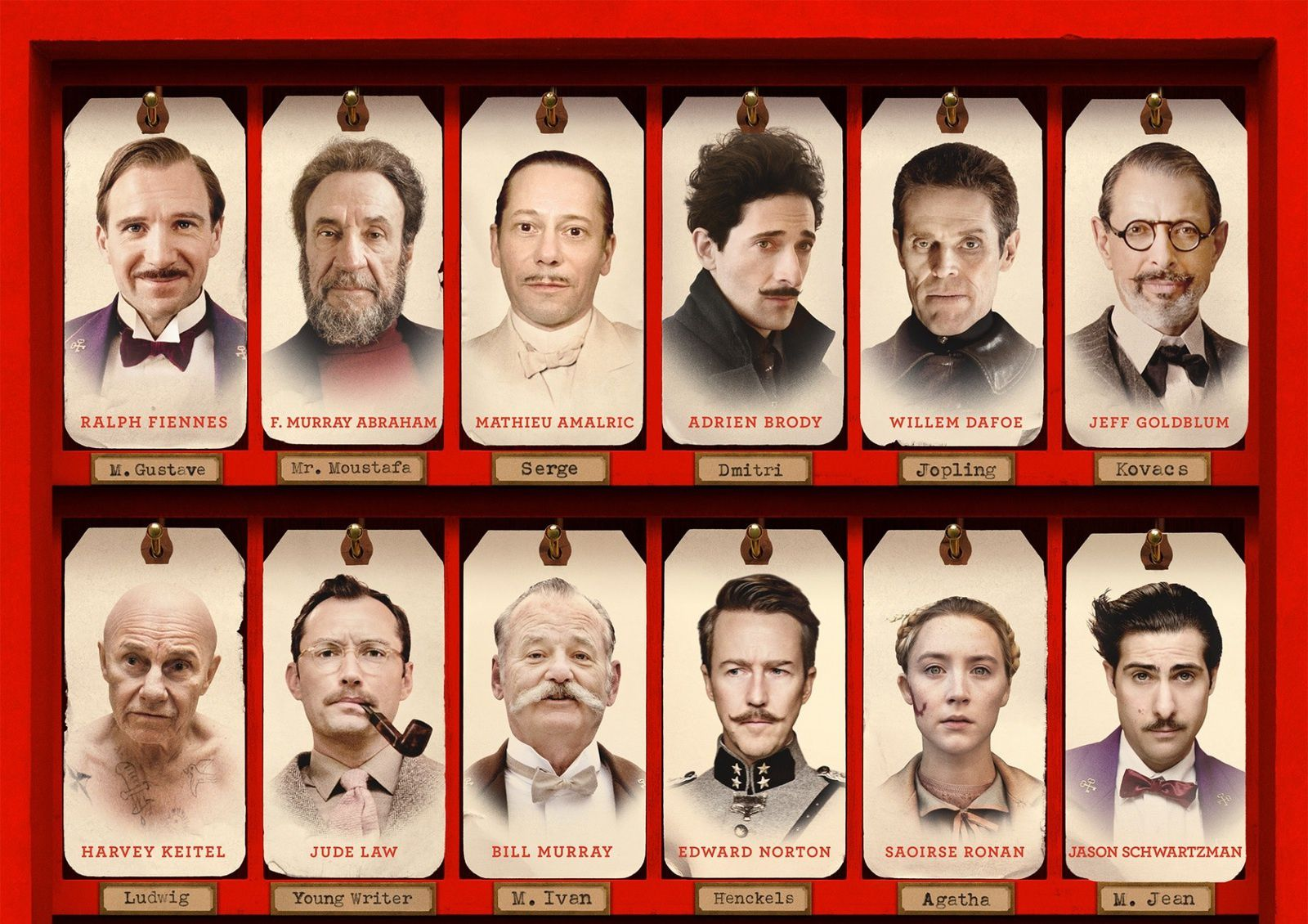 Pourquoi a-t-on tant de mal à aimer (vraiment) The Grand Budapest Hotel?