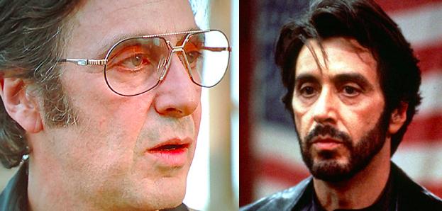 Al Pacino, l'icône animale