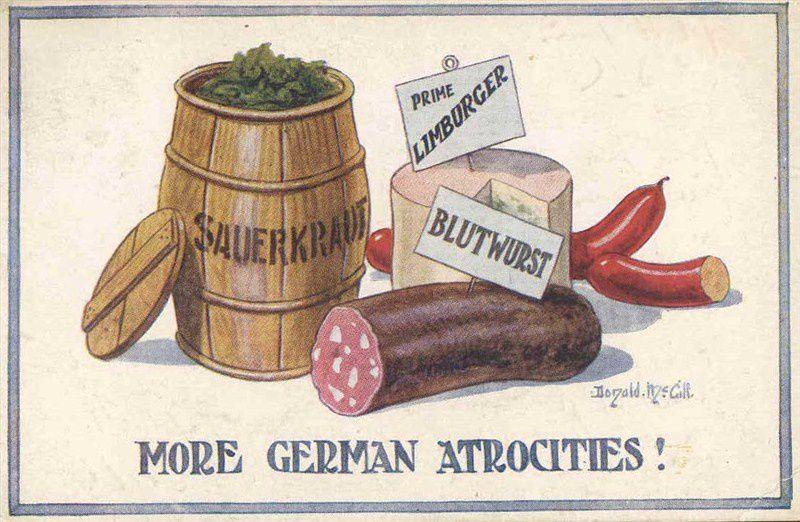 Freedom cabbage, colonialisme et censure soviétique