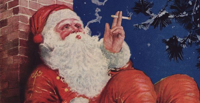 Santa Pub Crawl: Yes, it is Necessary to the spirit of Christmas (the citrus report)