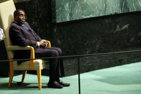 Zimbabwe: la course