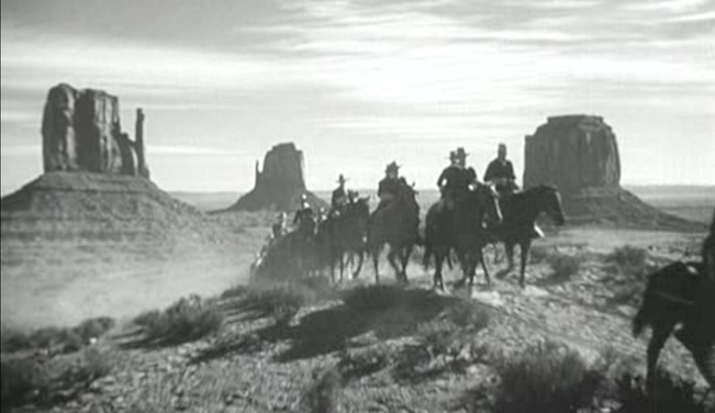 Stagecoach by John Ford