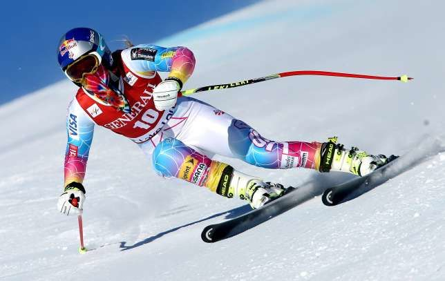 Damen Super-G in Lake Louise - Lara Gut wieder vorne