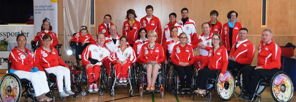 Wheelchair Dance Sport Team Austria
