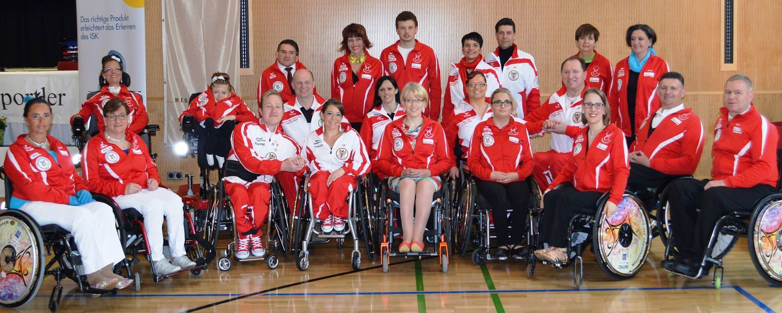 Foto: Austrian Wheelchairdancesportteam