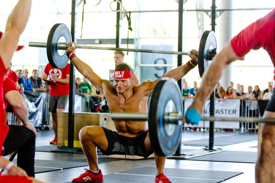 CrossFit Champions Day