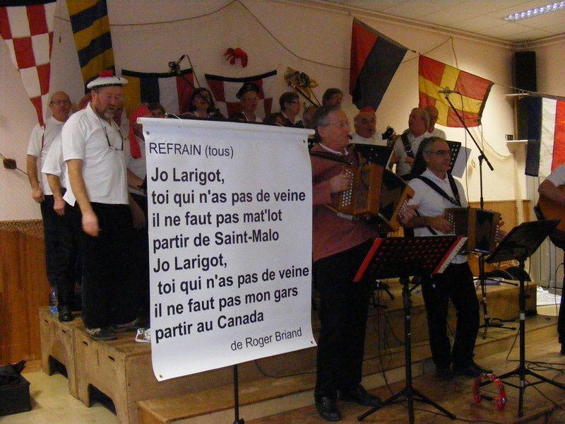 Photos prises lors du concert de solidarité avec Diégo-Brest