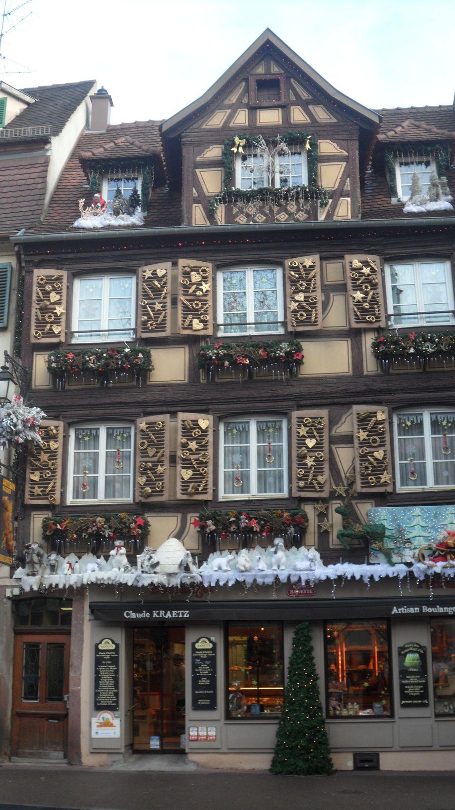 Une sortie en Alsace