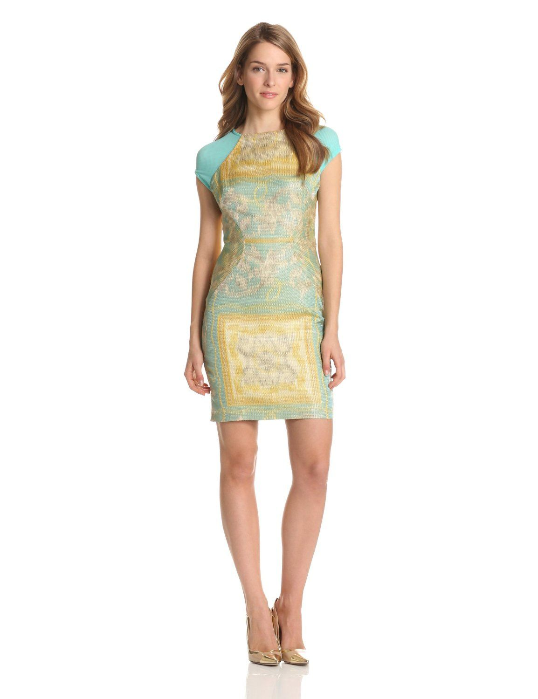 Eva Franco: Lemon Supreme Women's Hero Dress